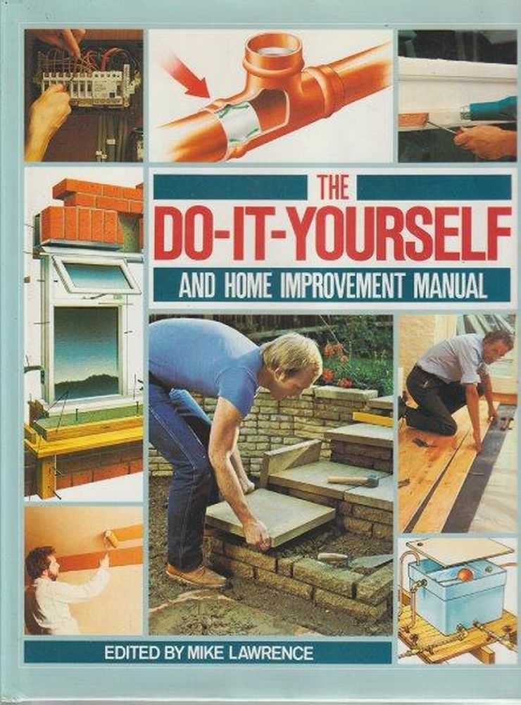 Image for The Do-it-Yourself and Home Improvement Manual