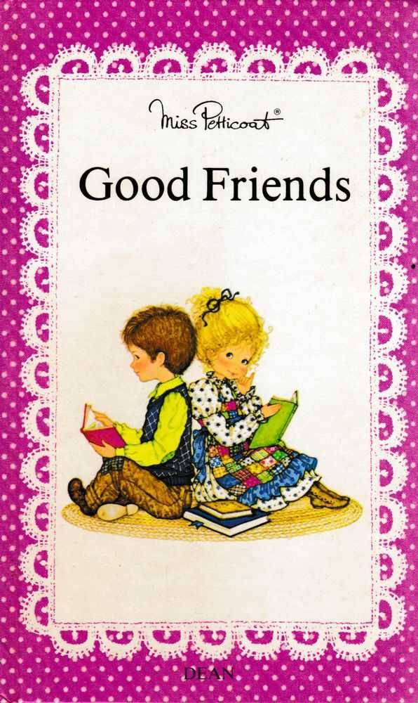 Image for Miss Petticoat: Good Friends