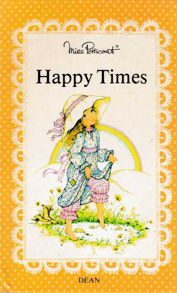 Image for Miss Petticoat: Happy Times