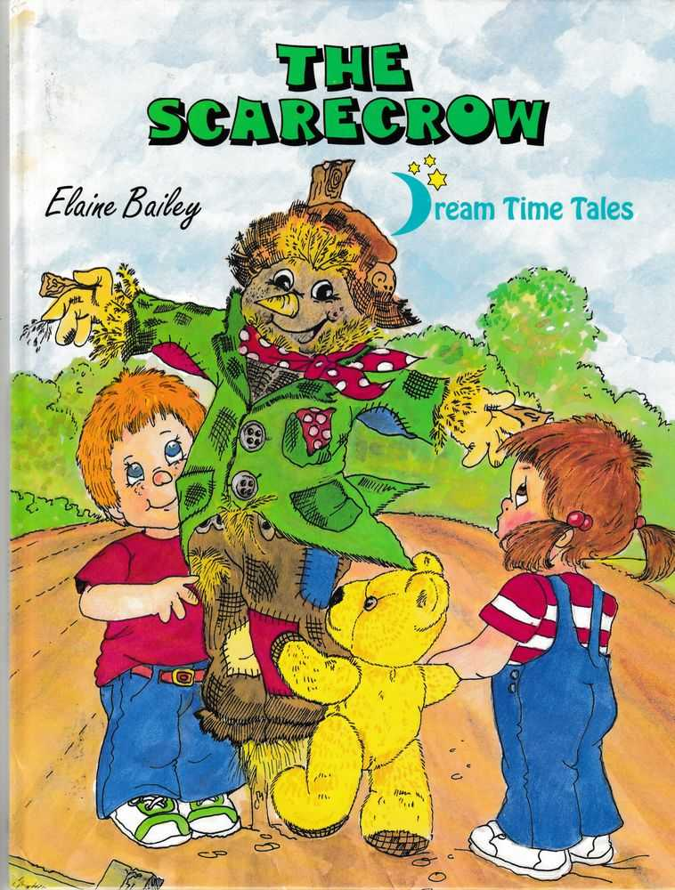 Image for The Scarecrow [Dream Time Tales]