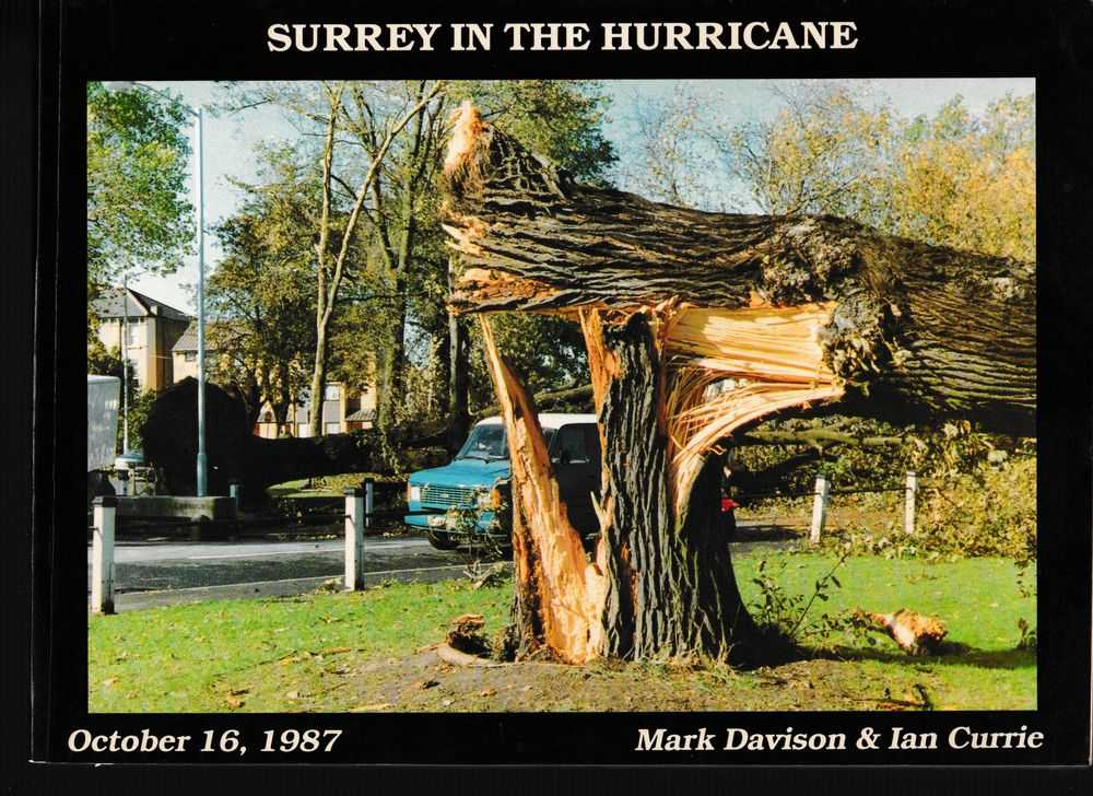 Image for Surrey In The Hurricane - October 16, 1987