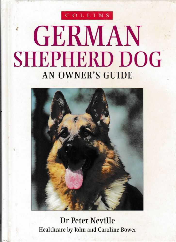 Image for German Shepherd Dog: An Owner's Guide