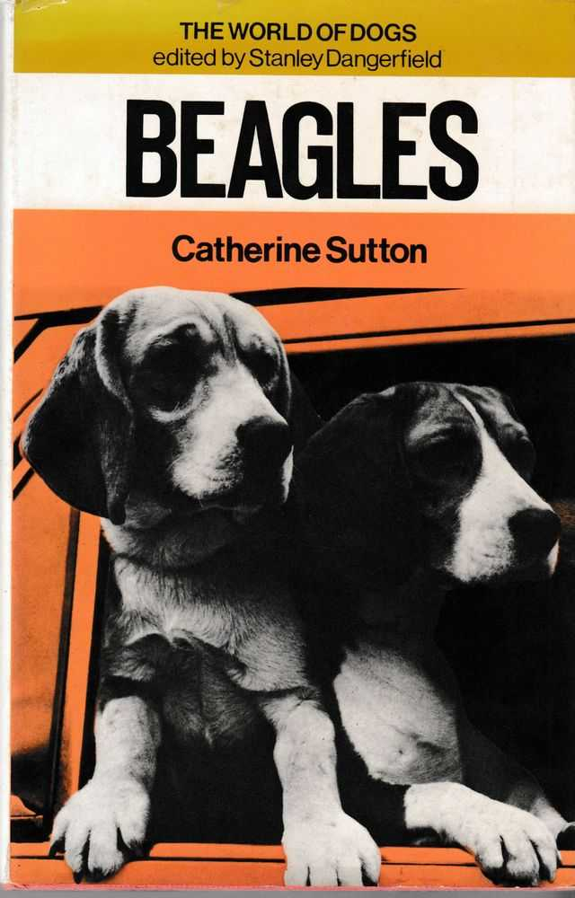 Image for Beagles [The World of Dogs]
