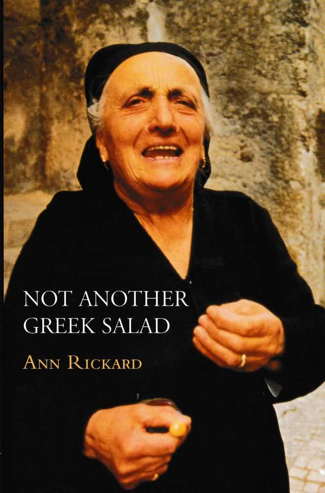Image for Not Another Greek Salad