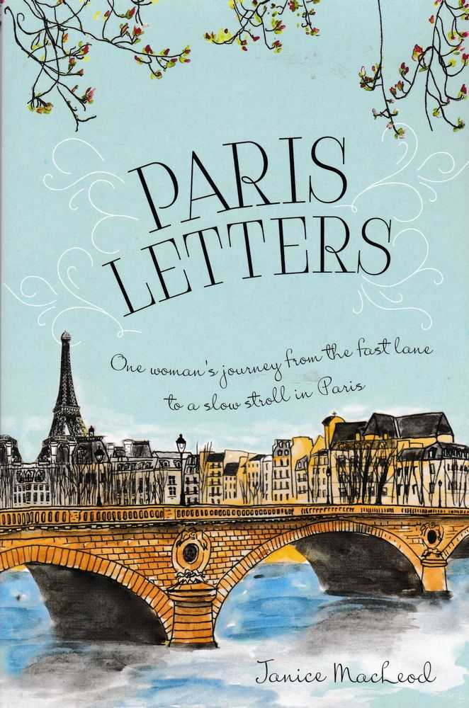 Image for Paris Letters