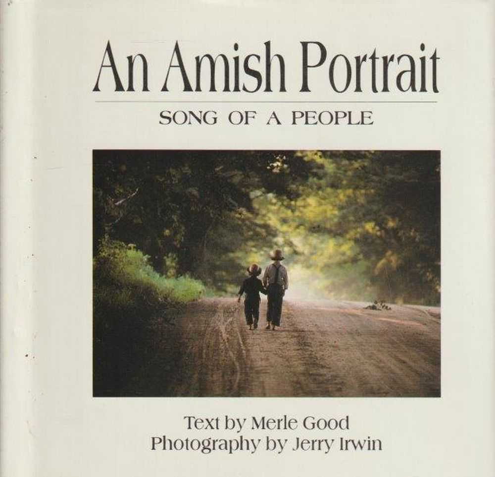 Image for An Amish Portrait - Song Of A People