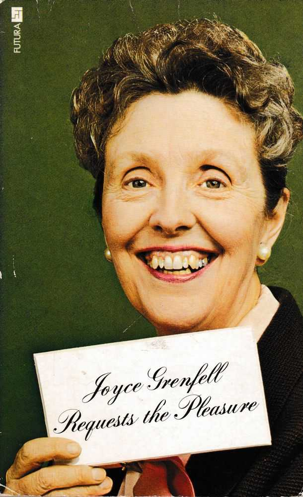 Image for Joyce Grenfell Requests the Pleasure