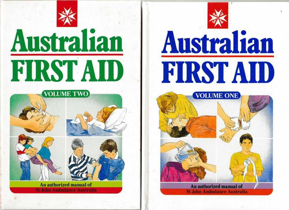 Image for Australian First Aid Volume One & Two [2 Volume Set]