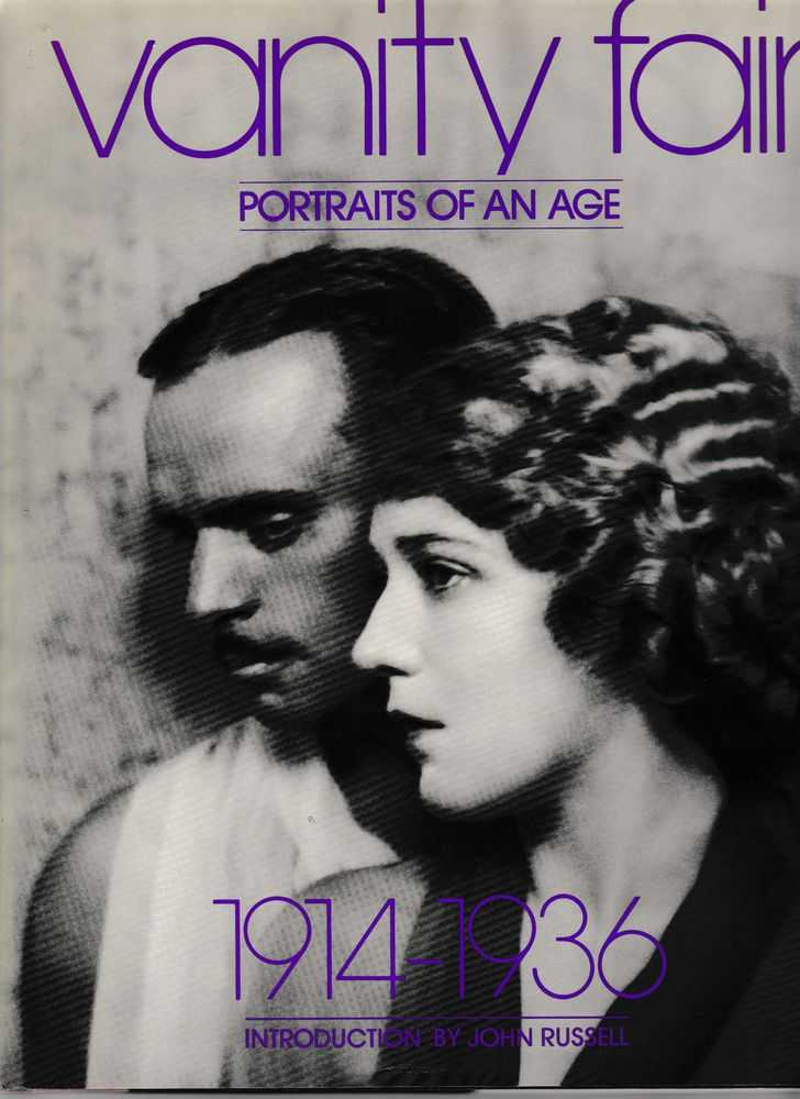 Image for Vanity Fair: Portraits of an Age 1914-1936