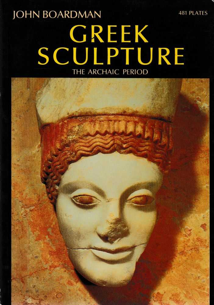 Image for Greek Sculpture: The Archaic Period