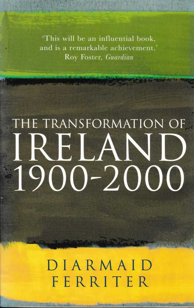 Image for The Transformation of Ireland 1900-2000