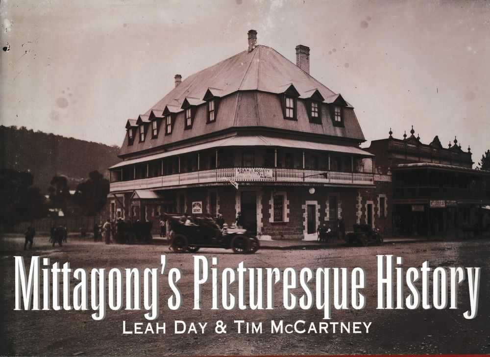 Image for Mittagong's Picturesque History