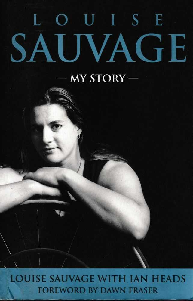 Image for Louise Sauvage: My Story [Signed Copy]