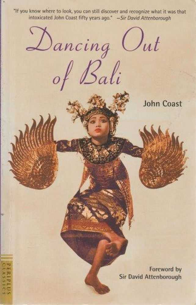Image for Dancing Out Of Bali