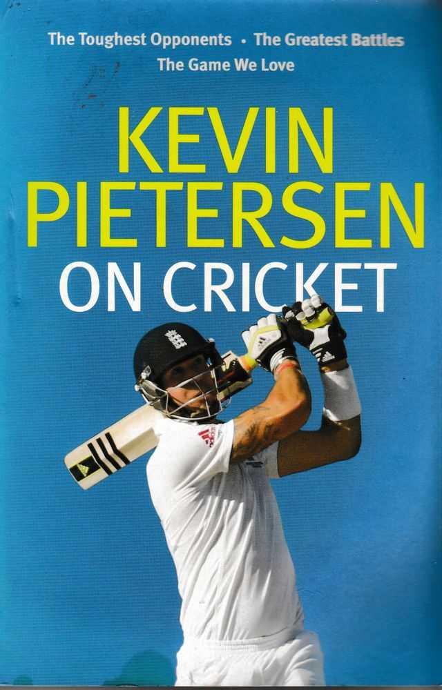 Image for Kevin Pietersen On Cricket