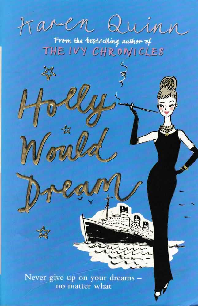 Image for Holly Would Dream