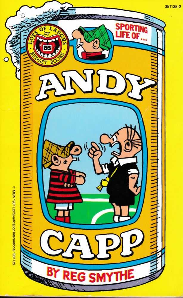 Image for Sporting Life of Andy Capp