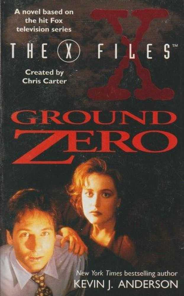 Image for The X Files - Ground Zero