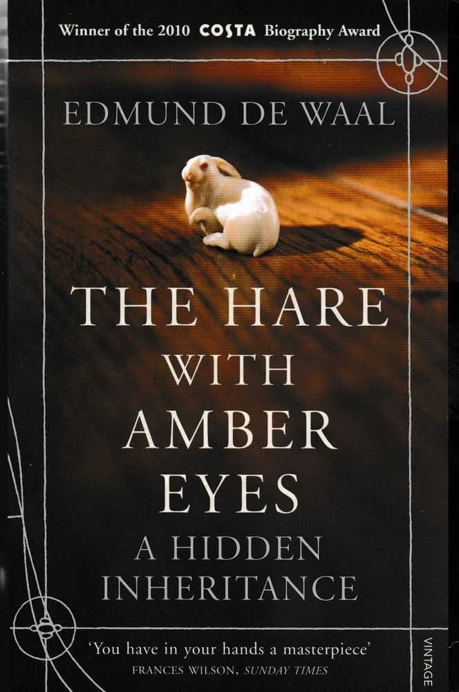Image for The Hare With The Amber Eyes - A Hidden Inheritance