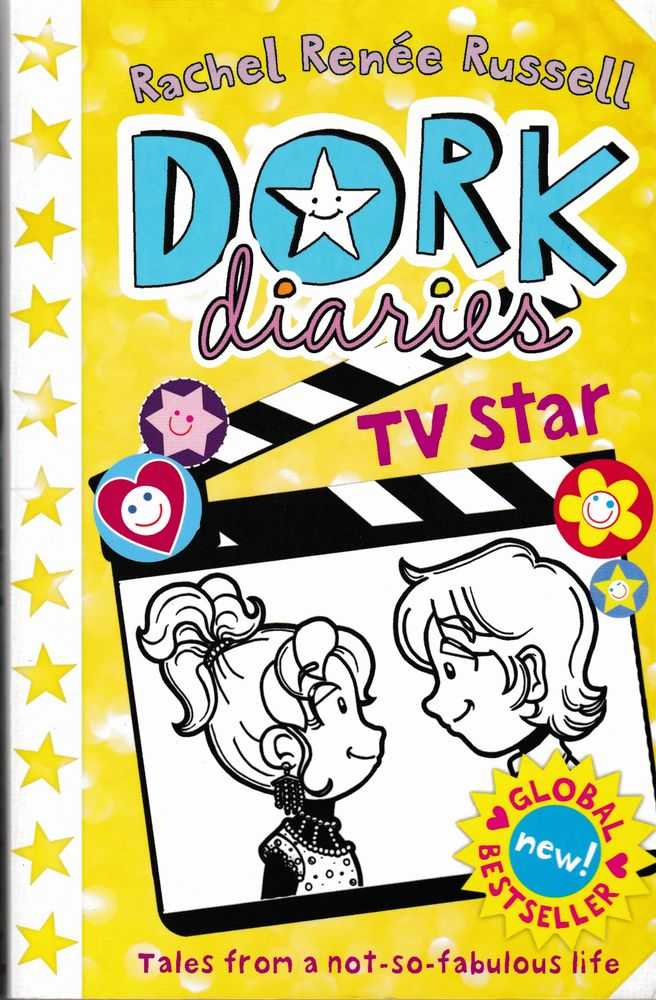 Image for Dork Diaries: TV Star
