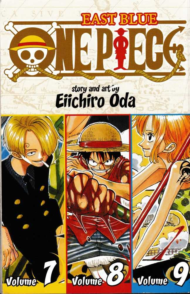 Image for One Piece: East Blue 7-8-9