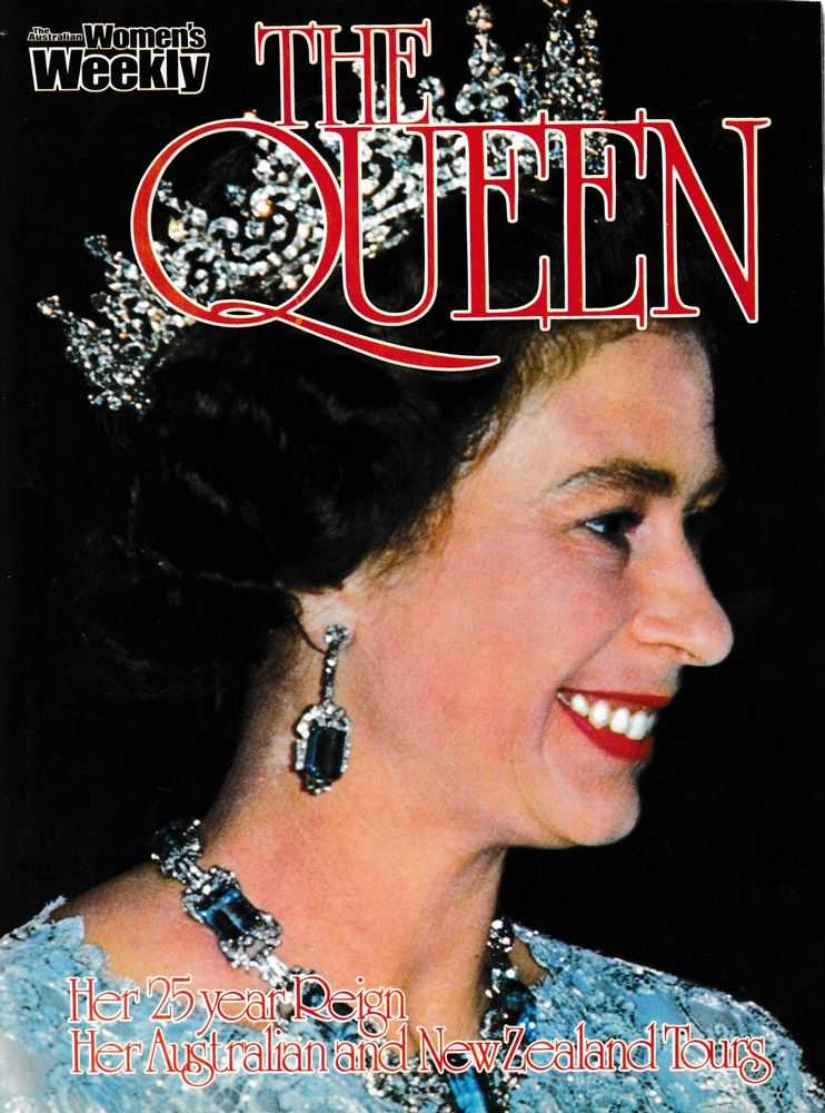 Image for The Queen: Her 25 Year Reign, Her Australian and New Zealand Tours