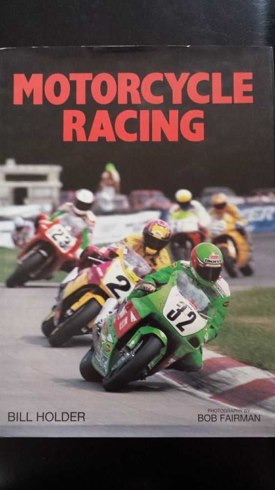 Image for Motorcycle Racing