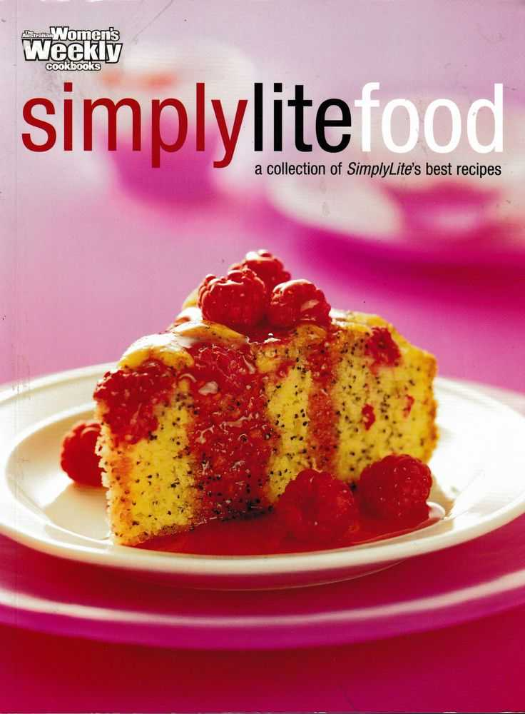 Image for SimlpyLite Food: A Collection of SimplyLite's Best Recipes