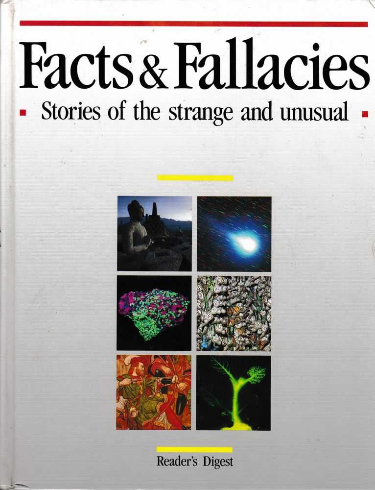 Image for Facts & Fallacies: Stories of the Strange and Unusual