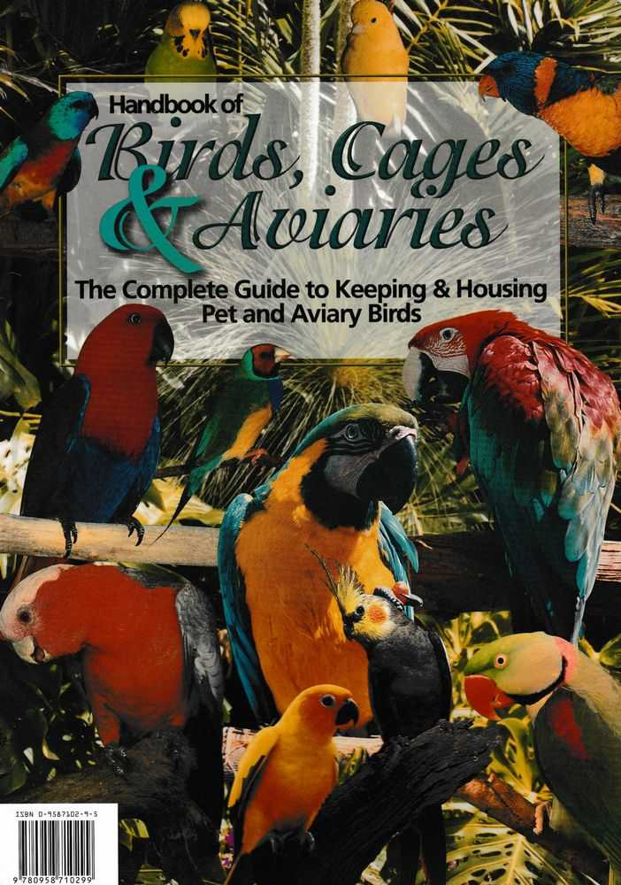 Image for Handbook of Birds, cages & Aviaries