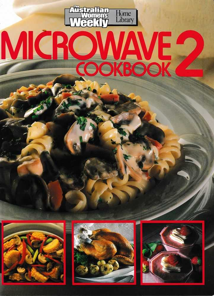 Image for Microwave Cookbook 2