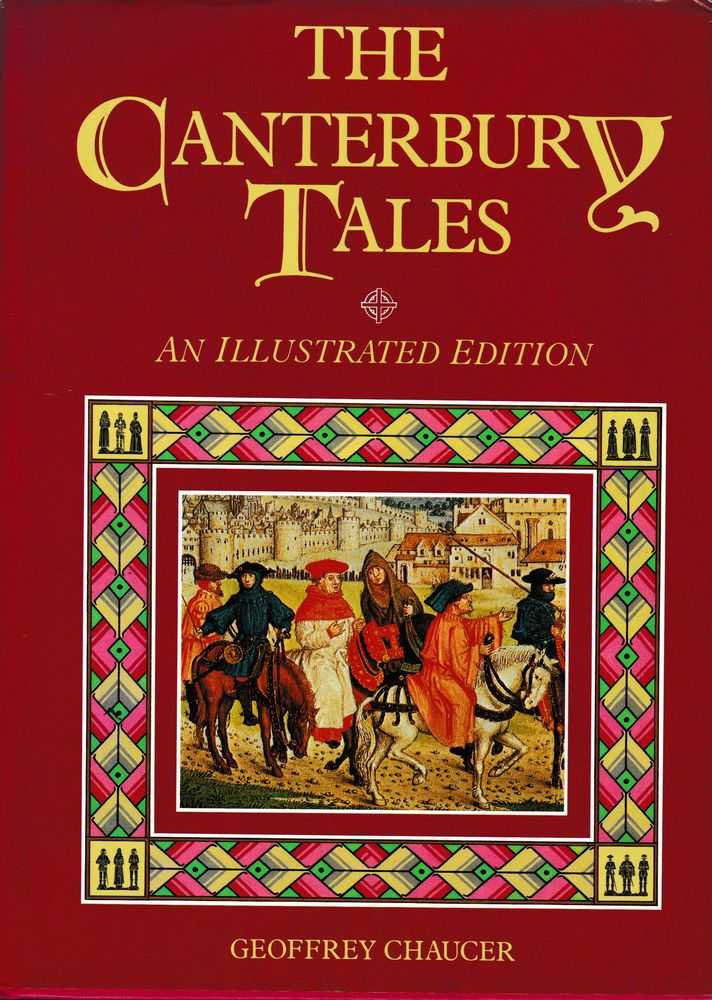 Image for The Canterbury Tales [An Illustrated Edition]
