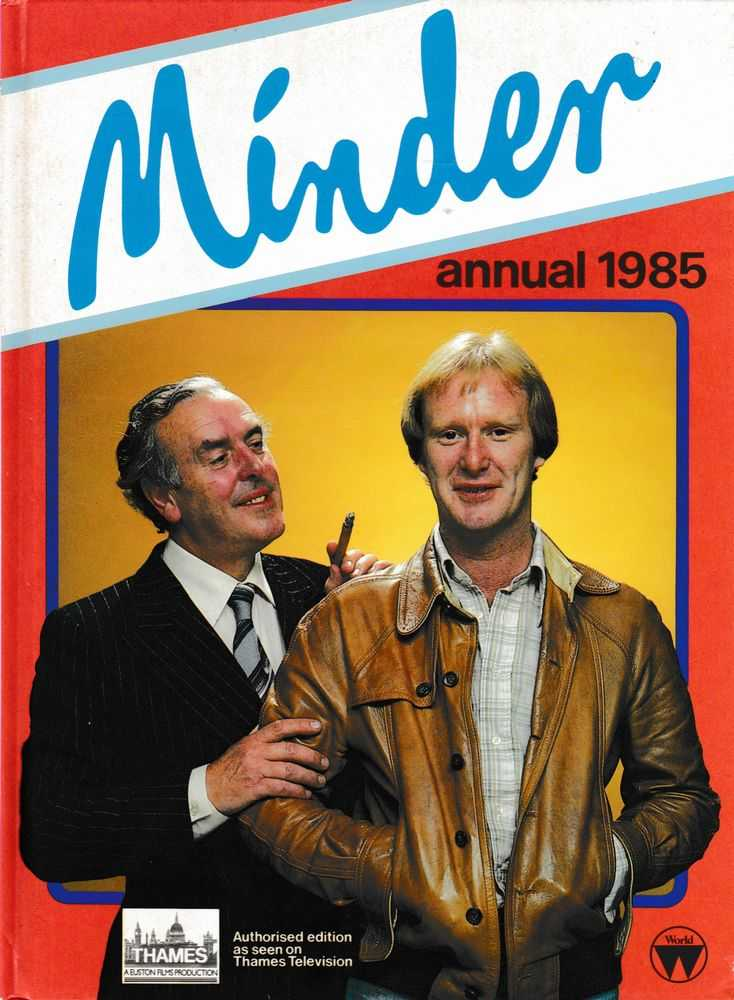 Image for Minder Annual 1985