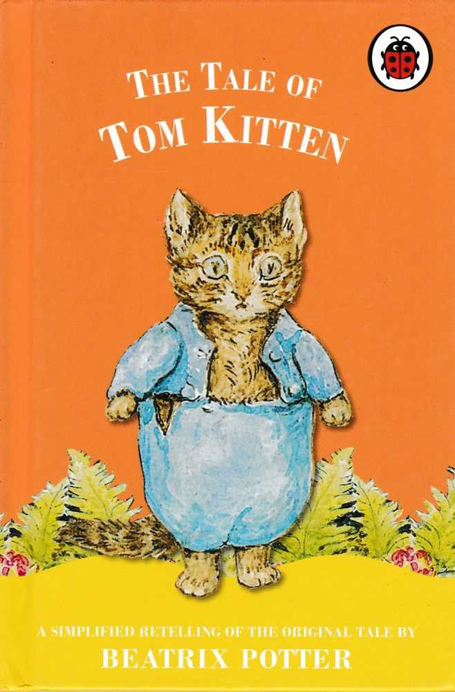 Image for The Tale of Tom Kitten