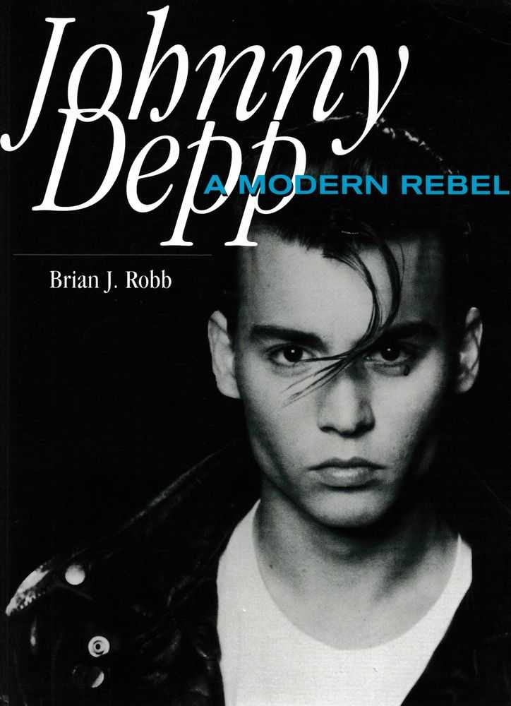 Image for Johnny Depp: A Modern Rebel
