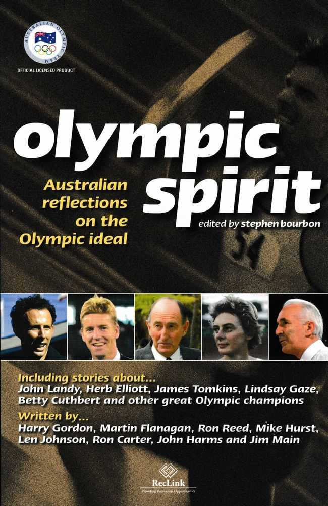 Image for Olympic Spirit: Australian Reflections on the Olympic Ideal