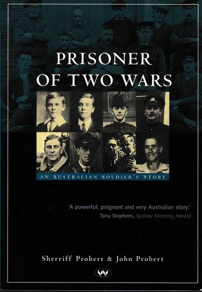 Image for Prisoners of Two Wars: An Australian Soldier's Story