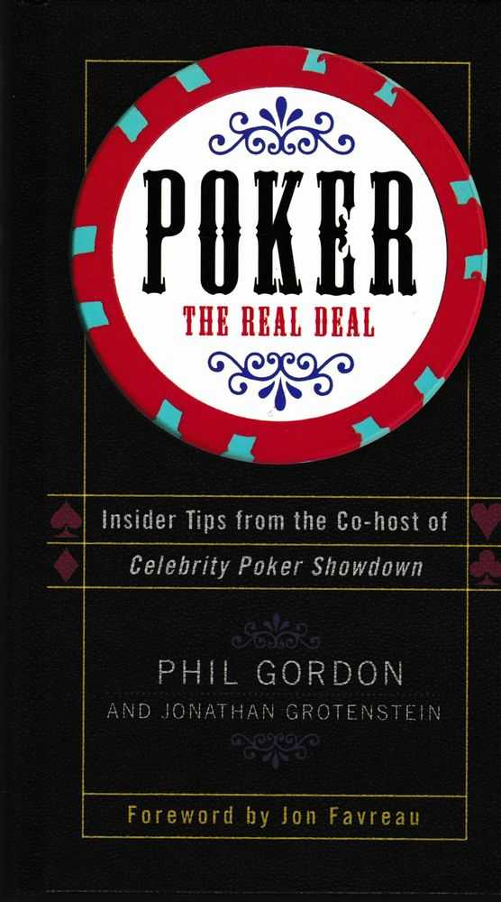 Image for Poker The Real Deal: Insider Tips from the Co-Host of Celebrity Poker Showdown