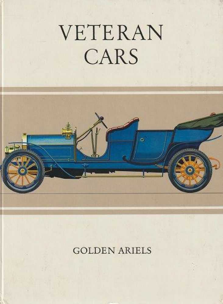 Image for Veteran Cars [Golden Ariels No 10]