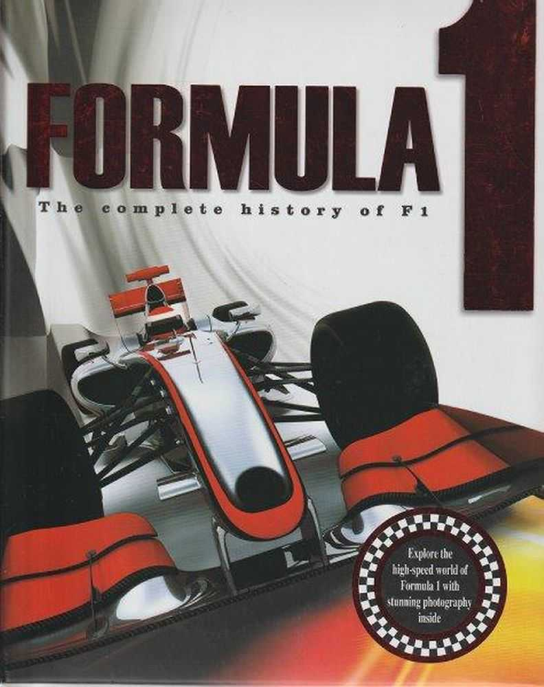 Image for Formula 1: The Complete History of F1