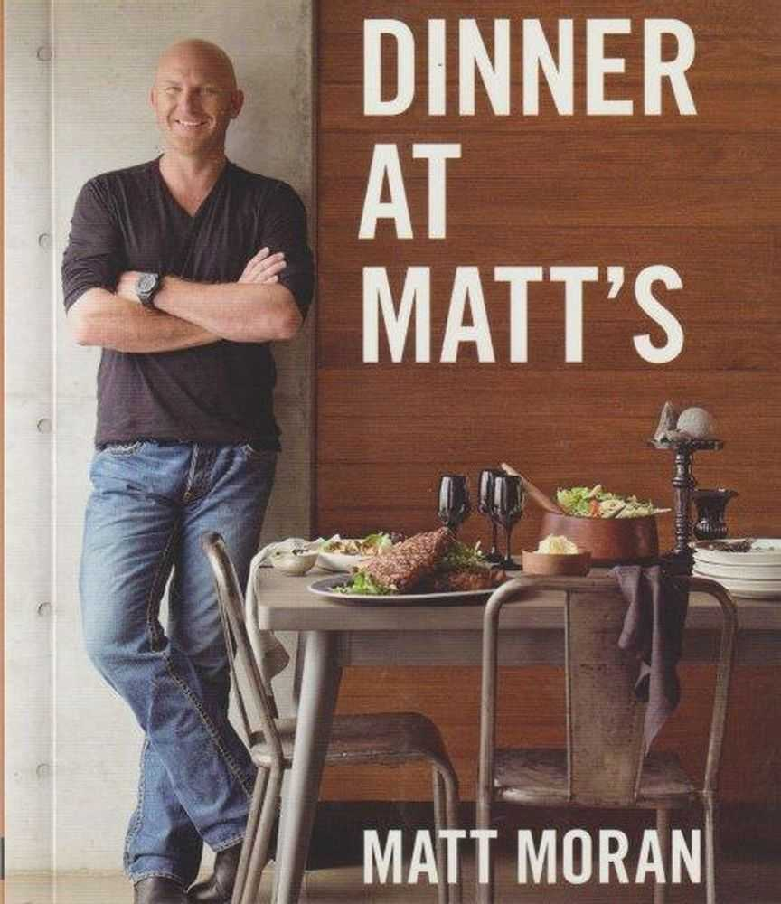 Image for Dinner At Matt's [The Mini Cookbook Collection]