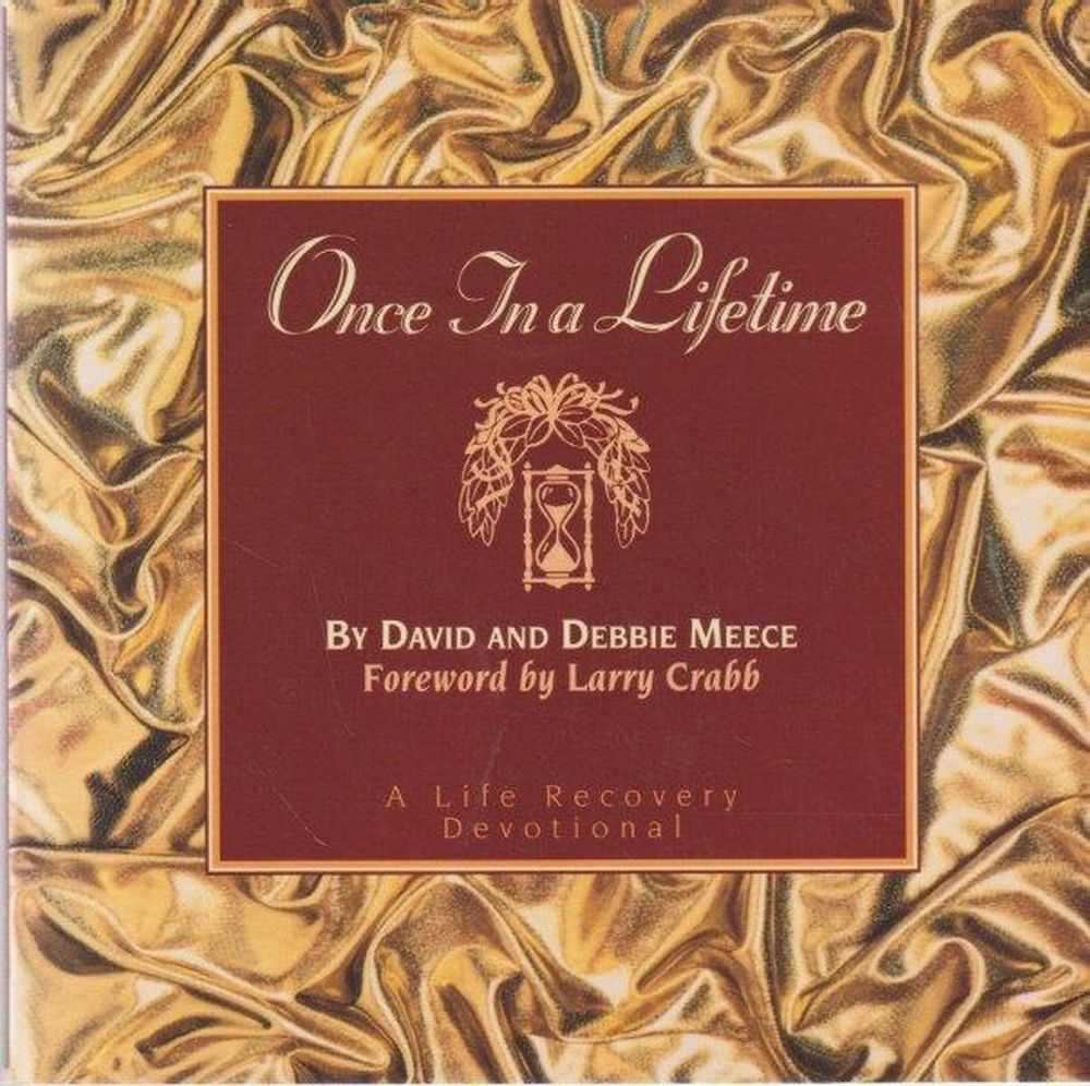 Image for Once In A Lifetime: Life Recovery Devotional