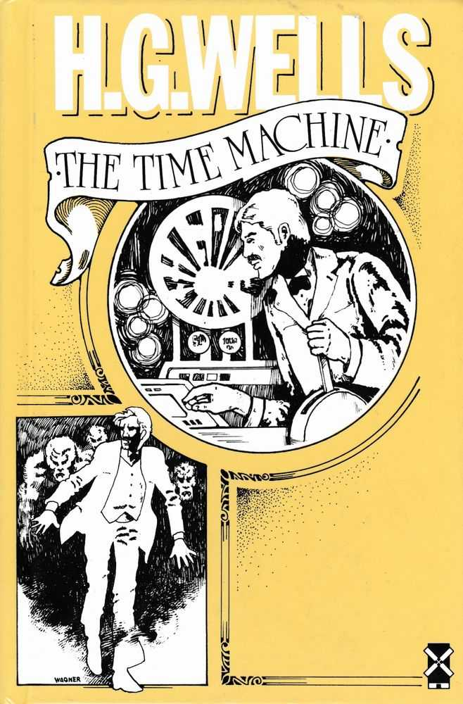 Image for The Time Machine: An Invention