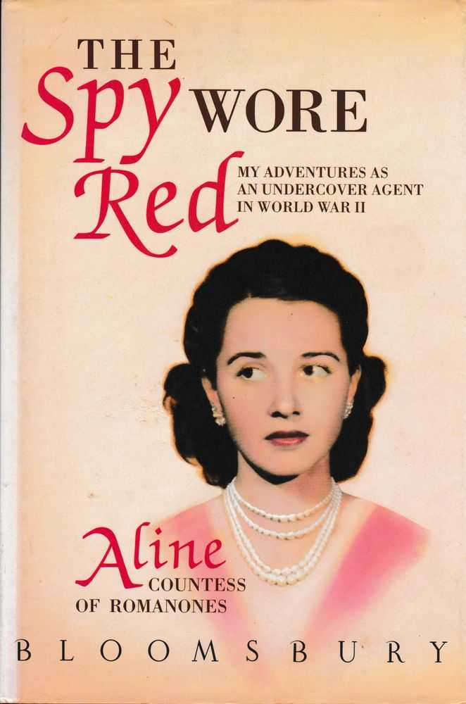 Image for The Spy Wore Red