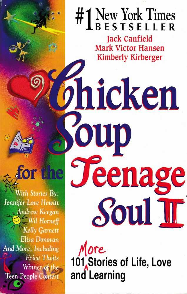 Image for Chicken Soup for the Teenager's Soul II: 101 More of Life, Love and Learning