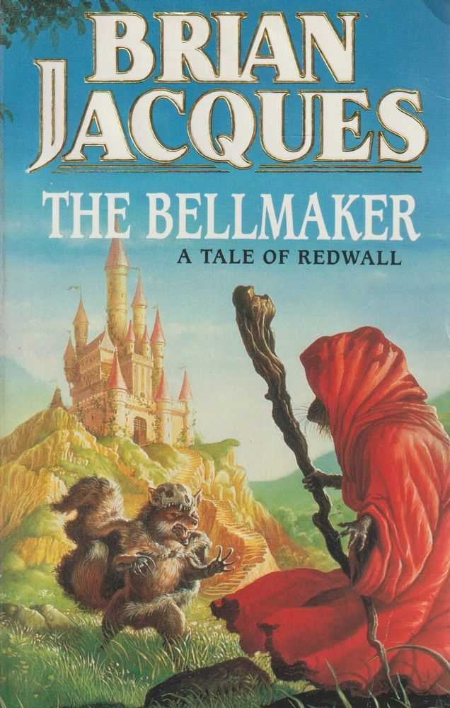 Image for The Bellmaker - A Tale Of Redwall