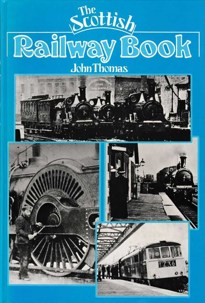 Image for The Scottish Railway Book