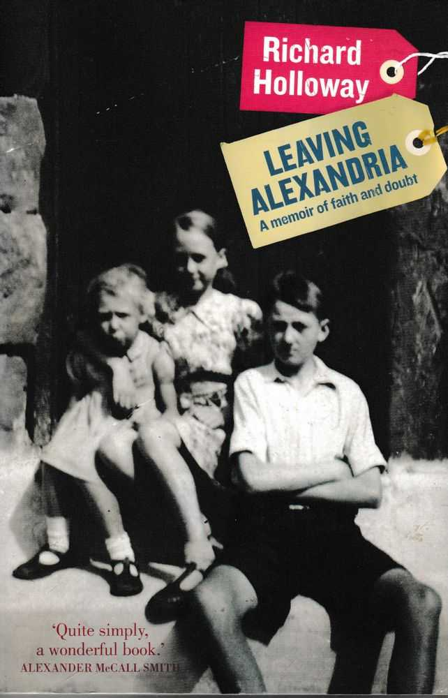 Image for Leaving Alexandria: A Memoir of Faith and Doubt