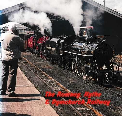 Image for The Romney Hythe & Dymchurch Railway