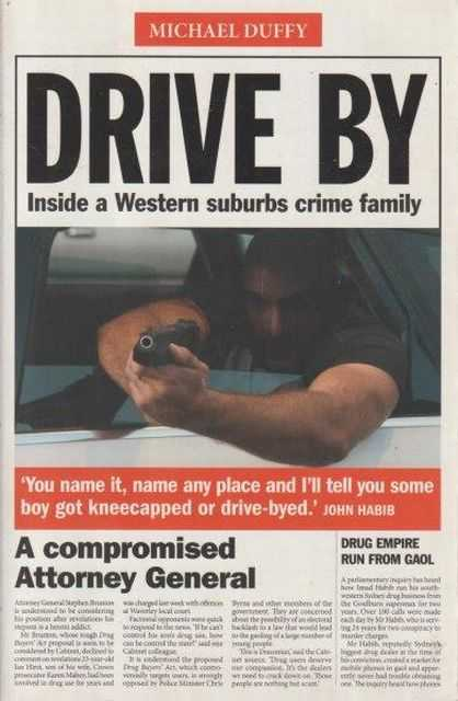 Image for Drive By - Inside A Western Suburbs Crime Family